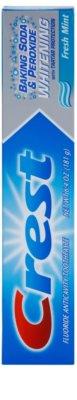Crest Baking Soda & Peroxide pasta dentífrica branqueadora intensiva 3