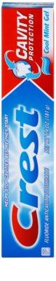 Crest Cavity Protection Cool Mint gel dentar 2
