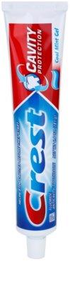 Crest Cavity Protection Cool Mint gel dental
