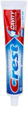 Crest Cavity Protection Cool Mint gel dentífrico
