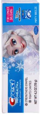 Crest Pro-Health Jr. Disney Frozen pasta de dientes para niños para fortalecer el esmalte dental 2