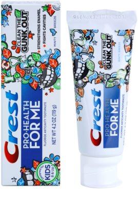 Crest Pro-Health For Me fogkrém gyermekeknek fogzománc erősítésére 1
