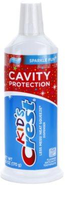 Crest Kid's Cavity Protection zobna pasta za otroke s fluoridom