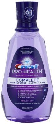 Crest Pro-Health Complete вода за уста 6 в 1