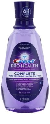 Crest Pro-Health Complete enjuague bucal 6 en 1