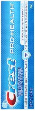 Crest Pro-Health Extra Whitening Power fehérítő fogkrém fogkő kialakulása ellen 2