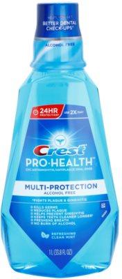 Crest Pro-Health Multi-Protection odświeżający płyn do płukania jamy ustnej