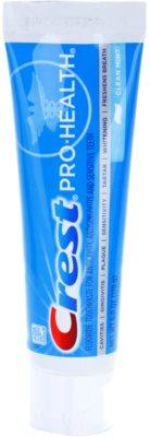Crest Pro-Health Zahnpasta mit Fluor