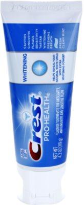 Crest Pro-Health Whitening pasta de dinti pentru albire cu flor