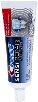 Crest Sensi Repair & Prevent Paste zur Stärkung des Zahnschmelzes für empfindliche Zähne