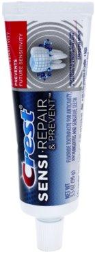 Crest Sensi Repair & Prevent паста для зміцнення зубної емалі для чутливих зубів