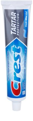 Crest Tartar Protection Fresh Mint Gel gel dental anticaries