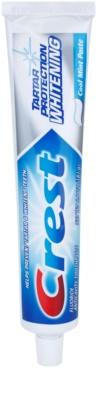 Crest Tartar Protection Whitening Cool Mint belilna zobna pasta proti zobnemu kamnu