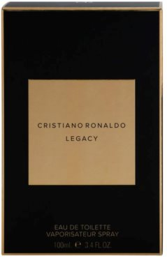 Cristiano Ronaldo Legacy Eau de Toilette for Men 4