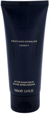 Cristiano Ronaldo Legacy borotválkozás utáni balzsam férfiaknak