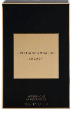 Cristiano Ronaldo Legacy borotválkozás utáni arcvíz férfiaknak 2