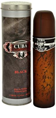 Cuba Black eau de toilette para hombre