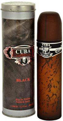 Cuba Black woda toaletowa dla mężczyzn