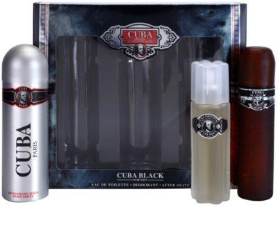 Cuba Black coffrets presente 1