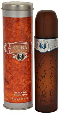 Cuba Blue woda toaletowa dla mężczyzn
