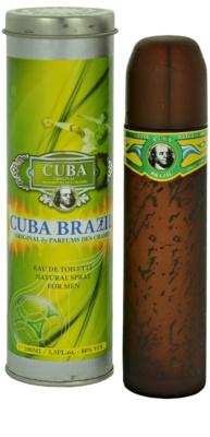 Cuba Brazil eau de toilette férfiaknak