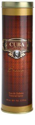 Cuba Brown Eau de Toilette für Herren 4