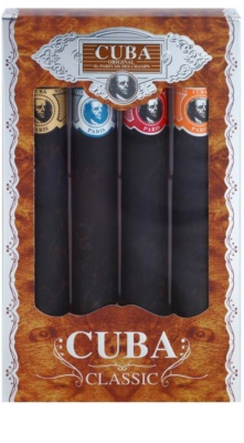 Cuba Classic coffret presente