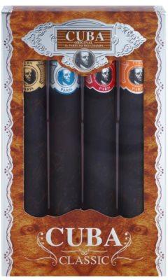 Cuba Classic dárková sada