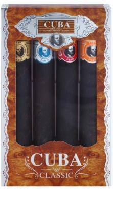 Cuba Classic Geschenksets