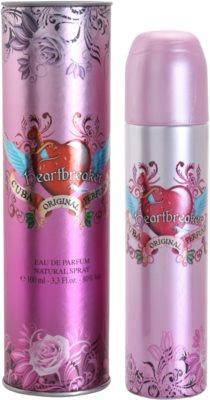 Cuba Heartbreaker Eau de Parfum para mulheres