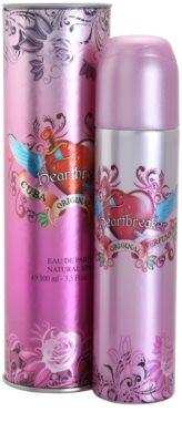 Cuba Heartbreaker parfumska voda za ženske 1