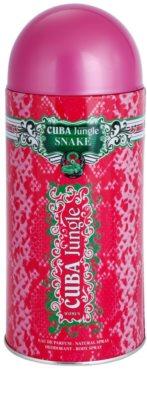 Cuba Jungle Snake dárkové sady 1