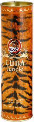 Cuba Jungle Tiger Eau de Parfum para mulheres 3