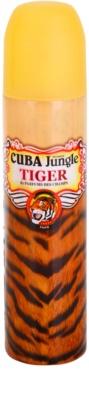 Cuba Jungle Tiger Eau de Parfum para mulheres 1