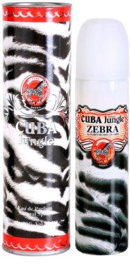 Cuba Jungle Zebra eau de parfum para mujer