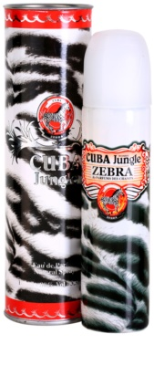 Cuba Jungle Zebra Eau De Parfum pentru femei 1