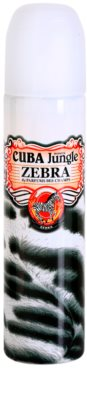 Cuba Jungle Zebra eau de parfum para mujer 2