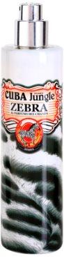 Cuba Jungle Zebra eau de parfum para mujer 3