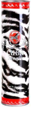 Cuba Jungle Zebra eau de parfum para mujer 4