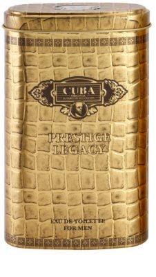 Cuba Prestige Legacy Eau de Toilette pentru barbati 4