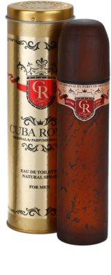 Cuba Royal Eau de Toilette para homens 1