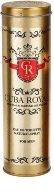 Cuba Royal Eau de Toilette para homens 4
