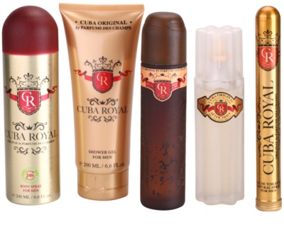 Cuba Royal coffret presente 1