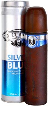 Cuba Silver Blue toaletná voda pre mužov 1