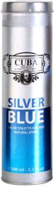 Cuba Silver Blue toaletná voda pre mužov 4