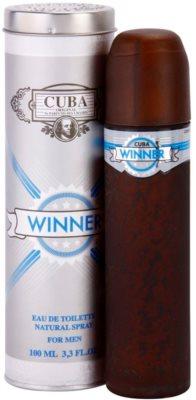 Cuba Winner Eau de Toilette für Herren 1