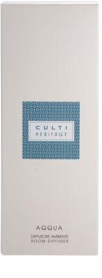Culti Heritage Blue Arabesque Aroma Diffuser mit Nachfüllung  kleinere Packung (Aramara) 3