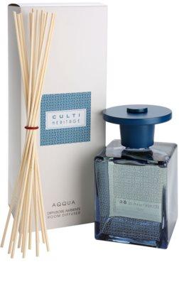 Culti Heritage Blue Arabesque Aroma Diffuser mit Nachfüllung  kleinere Packung (Aramara) 1