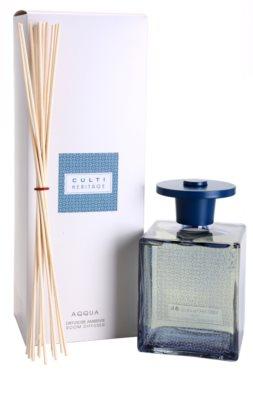 Culti Heritage Blue Arabesque aroma difuzor cu rezervã   (Aqqua) 1