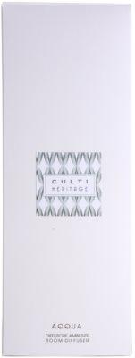 Culti Heritage Clear Wave aroma difusor com recarga   (Aqqua) 3
